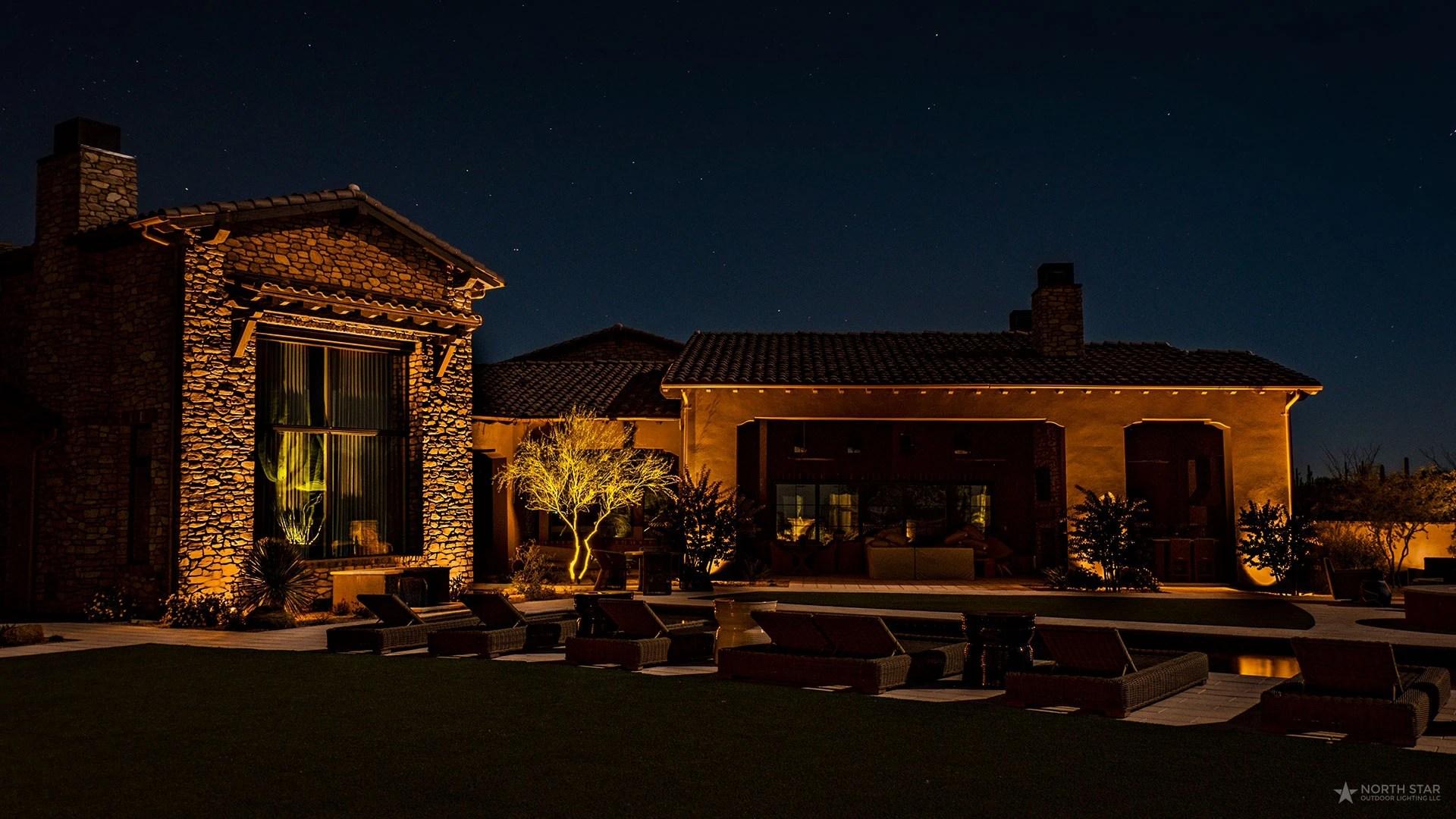 north star outdoor lighting