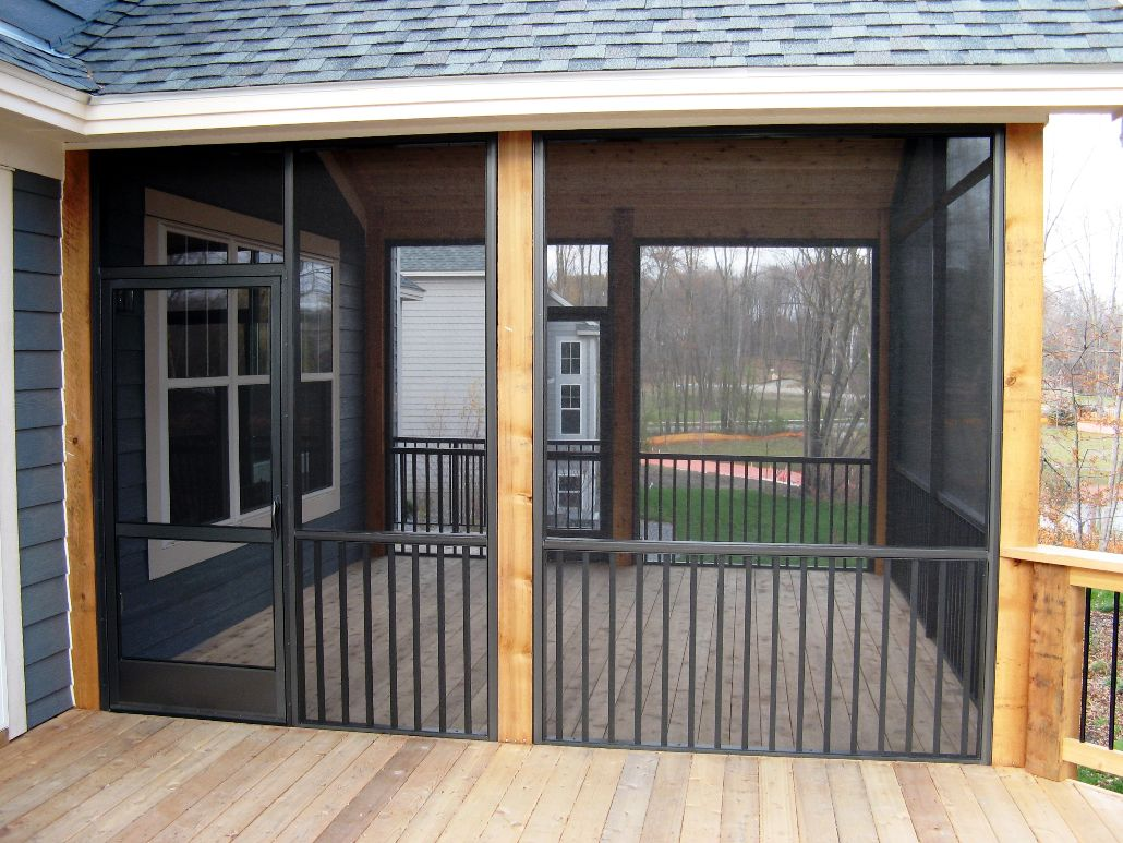 Screen Porch Enclosures