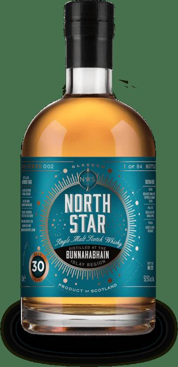 Image result for bunnahabhain 30 north star