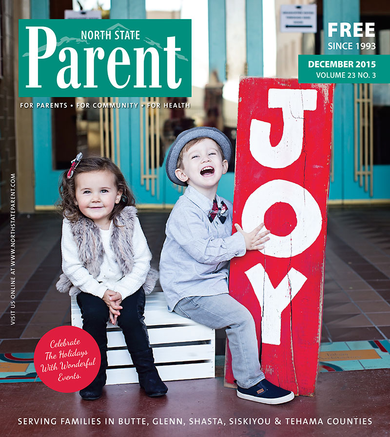 December 2015 North State Parent Magazine