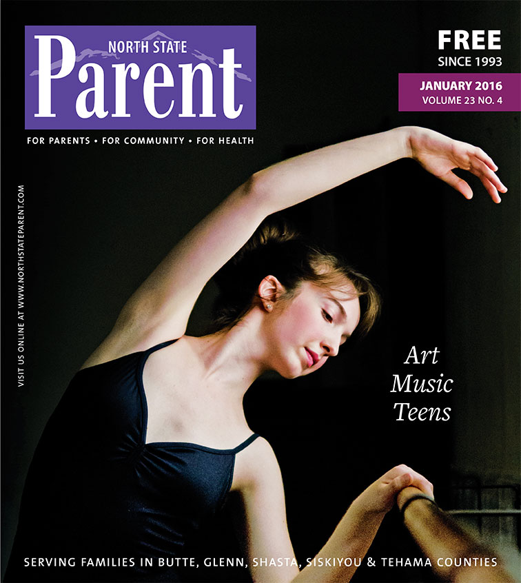 January 2016 North State Parent Magazine