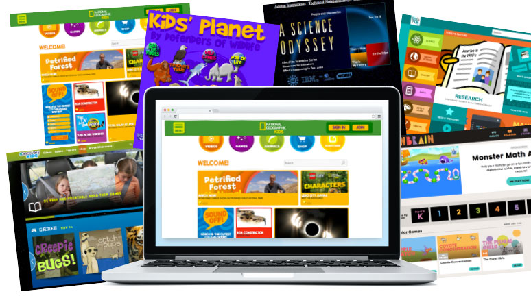 Fun Educational Websites You Won T Want Your Kids To Miss Websites