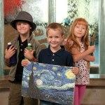 Famous Artists Program at Turtle Bay Exploration Park