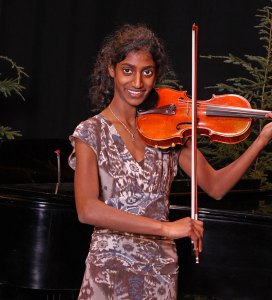 Nellie Ponarul, 2012 High School Young Artist Auditions winner will be performing with North State Symphony Feb. 23 and 24.