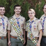 Soaring with Eagle Scouts