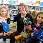 A Special Time for Reading at Mt. Shasta Elementary School