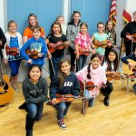 Be the Change: Becky Huskey – Giving The Gift Of Music