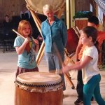 Hai Ho! Hai Ho! It's Off to Taiko We Go! – In Mt. Shasta: Taiko Classes for Youth