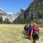 An Opportunity for  Outdoor Adventure: NatureBridge in Yosemite