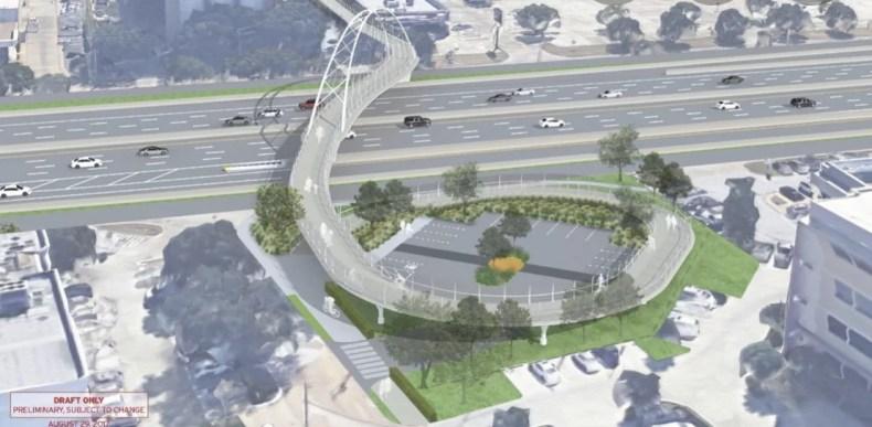 Northaven Trail: Future state over 75