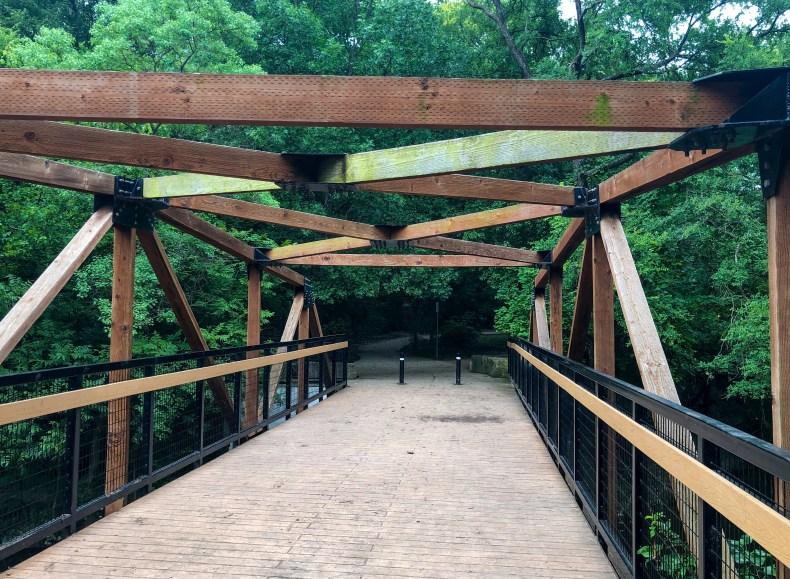 Prarie Creek Park Bridge