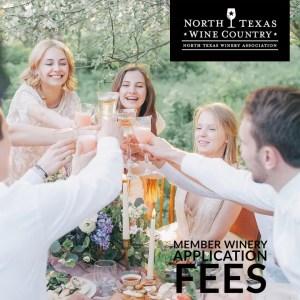 Winery Application Fee