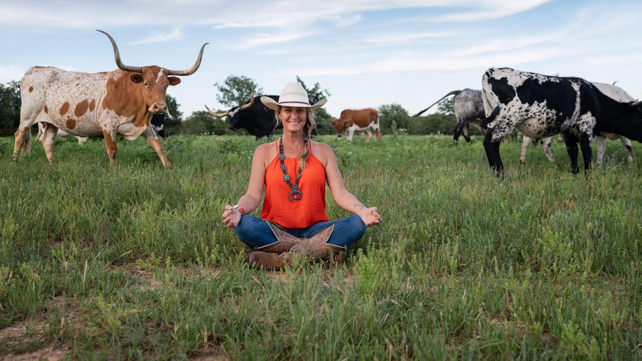 Wild West yoga Fest