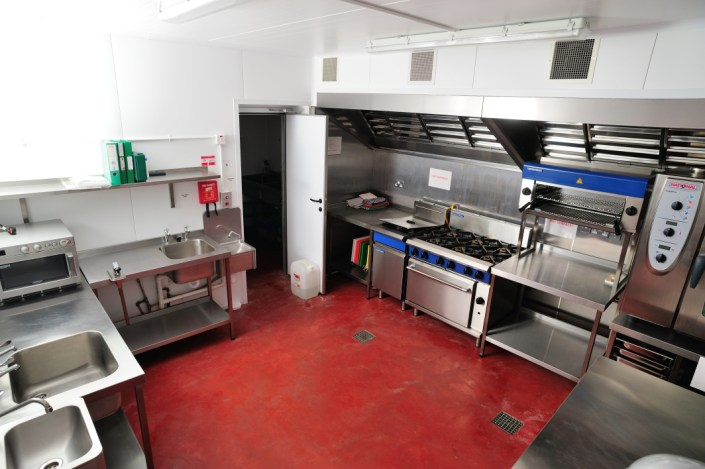 Facilities at North Tipp Food Works