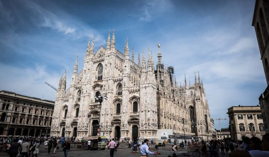 Duomo di Milano, Milan, Italy on northtosouth.us