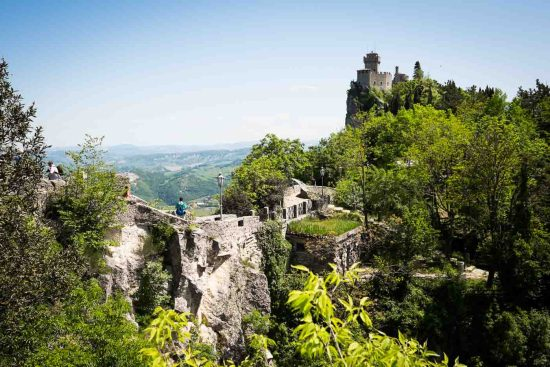San Marino on northtosouth.us