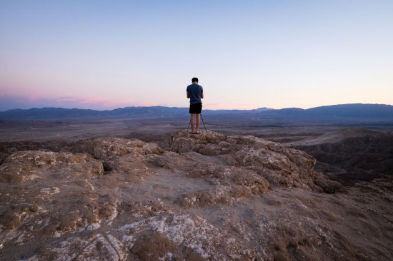 Font's Point, Anza-Borrego Desert State Park, California, USA on northtosouth.us