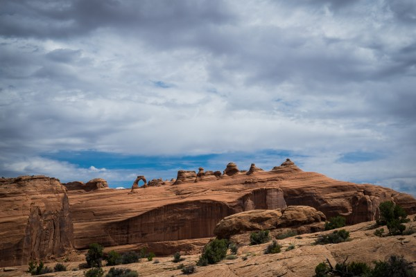 Delicate Arch, Arches National Park, Utah, USA on northtosouth.us
