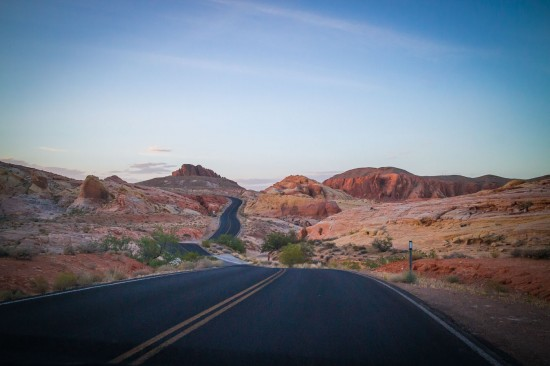 Valley of Fire State Park, Nevada, USA on northtosouth.us