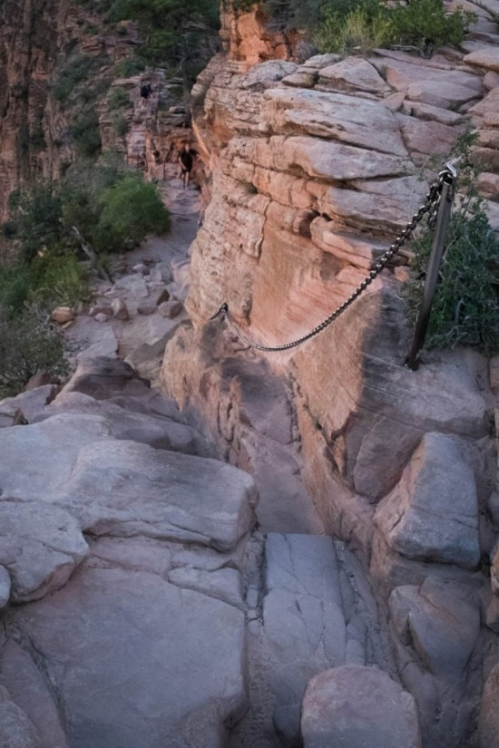 Hike to Angels Landing, Zion National Park, Utah, USA on northtosouth.us