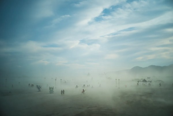 Dusty Playa, Burning Man 2014: In Dust We Trust - Photos of a Dusty Playa