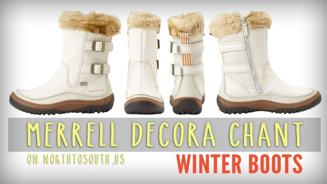 Merrell Decora Chant winter boots on northtosouth.us