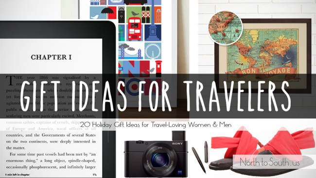 List Of Travel Themed Gift Ideas For Christmas Birthday Or Any Occasion