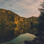 Night photography at Canyon Lake, Arizona