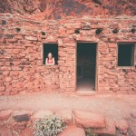 Valley of Fire old cabins