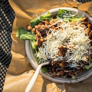 Qdoba Taco Salad