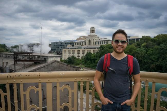 Ian Norman returns to Carnegie Mellon University