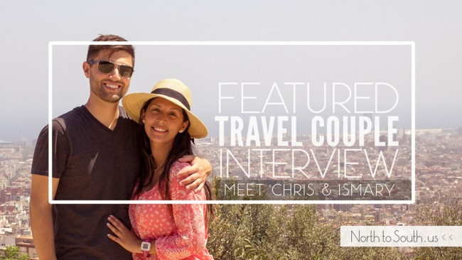 Nomadic Travel Couple Interview Series on North to South