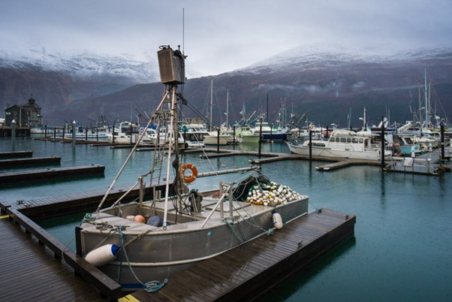 Things to Do in Alaska: Visit Whittier Harbor
