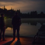 astrophotography at Adirondack Woodcraft Camps