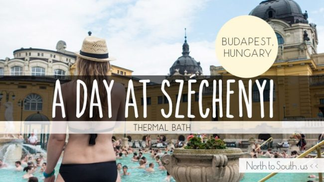 A Day at Széchenyi Thermal Bath, Budapest