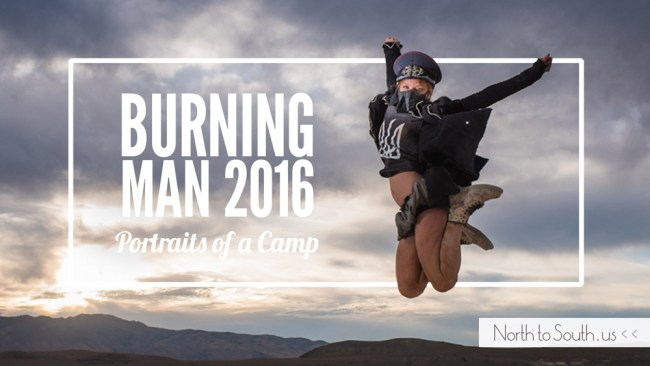 Burning Man 2016: Portraits of a Camp by Diana Southern and Ian Norman