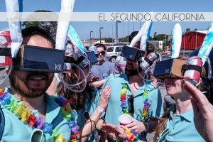 El Segundo Easter Keg Hunt: Team Kegulus Rift 2016