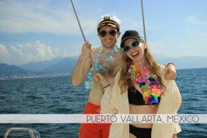 Sailing in Puerto Vallarta, Mexico