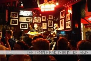 The Finns at The Temple Bar, Dublin