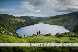 The Guinness Lake, County Wicklow, Ireland