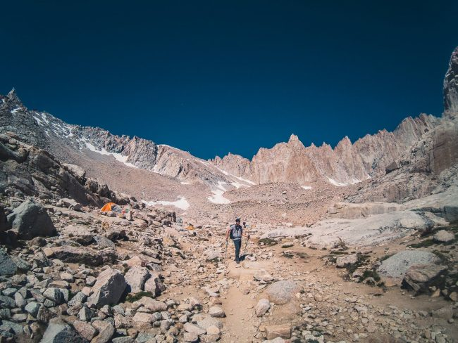 Trail Camp - Hiking Mt Whitney - northtosouth.us