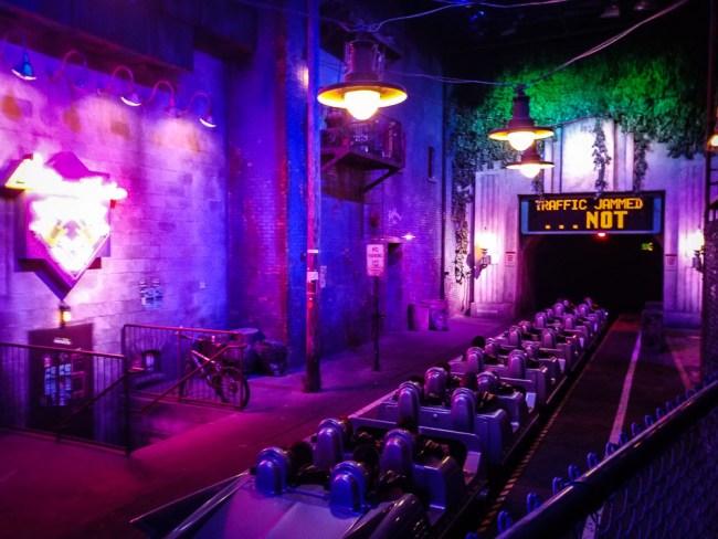 Rock 'N' Rollercoaster Starring Aerosmith at Disney's Hollywood Studios