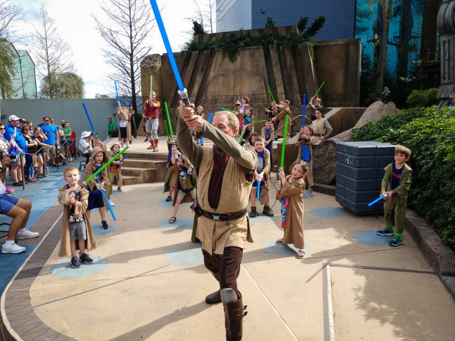 The Best and Worst Rides and Attractions at Disney's Hollywood Studios | Jedi Training Academy