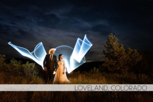 Wedding in Loveland, Colorado