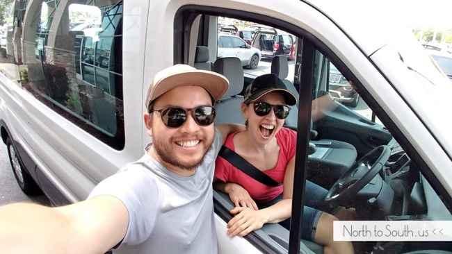 We Bought a Van! And this is our plan…