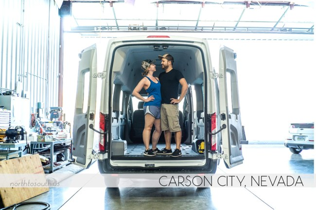 Van Conversion in Carson City