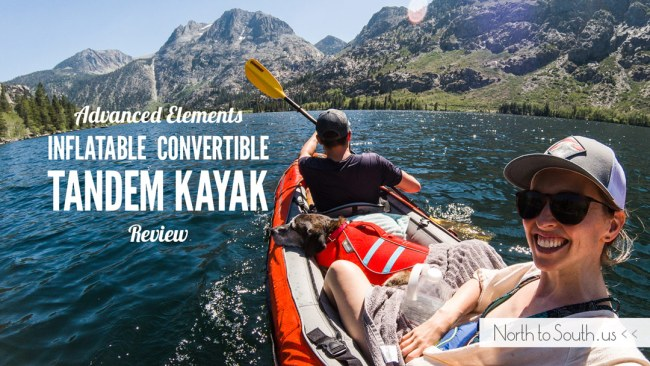 Advanced Elements AdvancedFrame Inflatable Tandem Kayak [REVIEW]