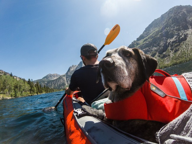 Advanced Elements AdvancedFrame Convertible Inflatable Tandem Kayak Review on North to South