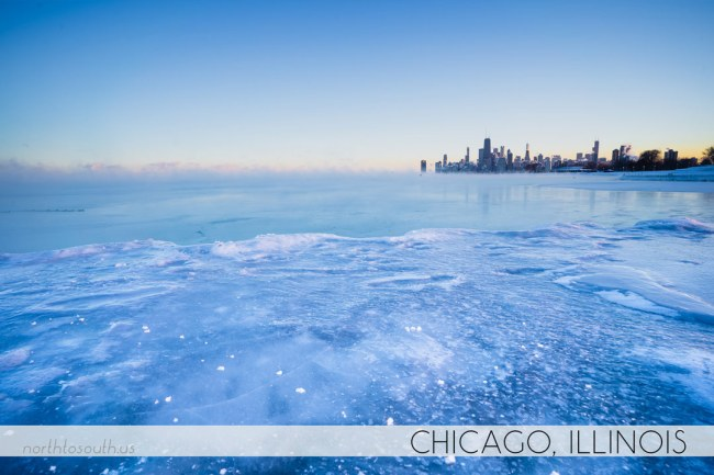 North to South's Year in Review 2019 | The Coldest Day in Chicago, Illinois