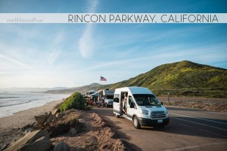 North to South's Year in Review 2019 | Rincon Parkway, California
